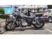 Pioneer Nevada motorbike.