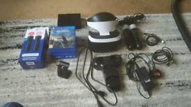PLAYSTATION VR BUNDLE!