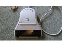Scanman 2000 hand scanner