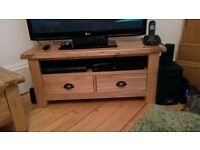 TV unit, table and nest of 2 tables for sale. excellent condition.