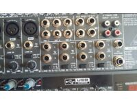 Behringer Xenyx X2222 Mixer Excl* Condition w/ Box and power cable