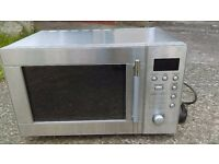 800W Microwave Sainsburys - Great Condition - DELIVERY POSSIBLE