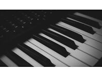Formed Band Looking For Keyboard