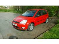 FORD FIESTA 1.4 PERFECT CONDITION!!!