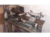 Small Metal lathe Wanted