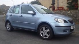 Mazda 2 Capella 12 Months MOT Low Mileage 70k Drives Faultlessly