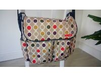 Changing Bag with Changing Mat Skip Hop Brand