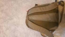 Baby mule travel bag
