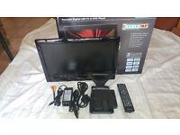 Vision Plus Digital LED TV & DVD Player USED