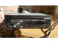 PIONEER DEH-1300MP STEREO/CD