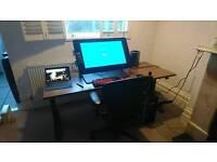 Wacom Cintiq 27QHD Touch + Cintiq Ergo Stand