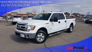 2013 Ford F-150 ECOBOOST, FREINS ÉLECTRIQUE, BLUETOOTH