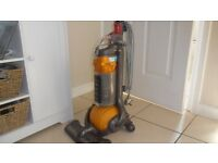 dyson ball upright hoover
