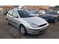 2002 Ford Focus 1.6 i 16v Zetec 5dr / DRIVE VERY WELL