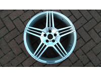 Mercedes AMG alloy wheel spare