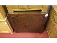 2 door chest - wenge