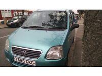 Suzuki wagon R 1,3 petrol 106 kmil MOT 6 month clean car
