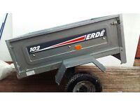 Erde 102 trailer