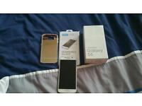 Samsung s6 pearl white 32GB swapp