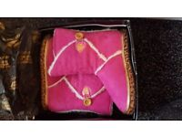 Brand new size 5goldigger pinks slippers/boots