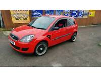 2007 Ford fiesta 1.25 80.000 miles 6 months free warranty included £1950