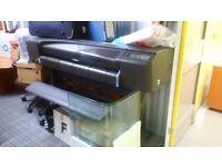 Plotter - HP Designjet 500 and 800 series