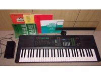 Yamaha Portatone PSR-36 Keyboard