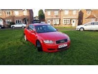 Audi A3 Special Edition 1.6 2004
