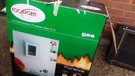 Focal point Flueless Gas Fire