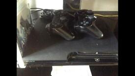 PlayStation 3 ,gta5. 2 controllers