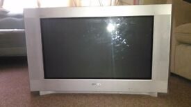 Sony TV sale and working condition