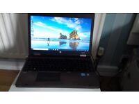 Laptop HP Probook 6560b I5 2nd Generation QUAD CORE Processor. Webcam.Windows 10