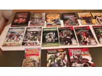 Collection of 30 childrens books for age 7+ including Star Wars, Captain Underpants, Bionicle