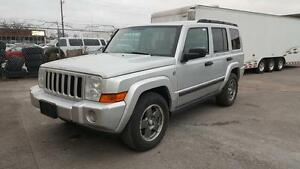 2006 Jeep Commander Trail Rated 7 passenger