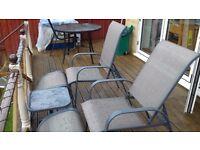 Andorra Tea for Two garden furniture