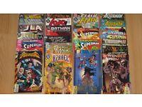 100 Marvel /DC/ Image /Dark Horse / Indie Comics £50