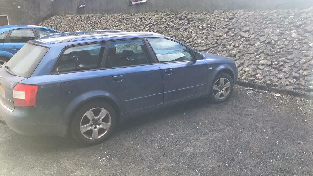 Audi A4 Estate In Galashiels Scottish Borders Gumtree