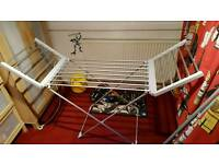 LARGE HEATED ELECTRIC CLOTHES HORSE/DRYER