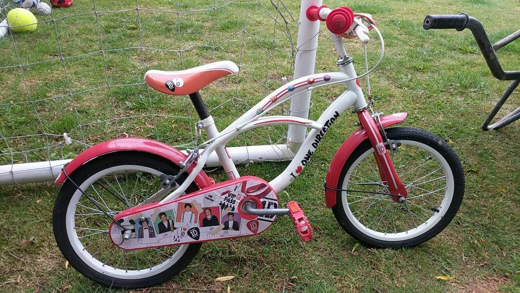 Girls One Direction Bike In Leicester Leicestershire Gumtree