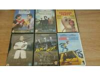 Dvds new in packaging