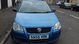 Volkswagen Polo 1.2 PETROL MOT TILL OCTOBER EXCELLENT CONDITION DRIVES REALLY WELL IDEAL FIRST CAR!!