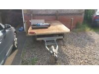 Tipper trailer for sale unfinished project
