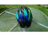 Bell cycle helmet size 53 to 57 cm good condition only used a few times