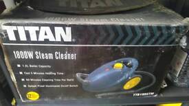 Titan Steam Cleaner