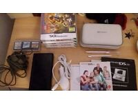 Ninetendo DS lite Black Excellent Condition