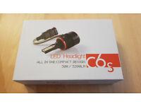 H7 LED Car Headlight Bulbs Kit - Safego 3200lm