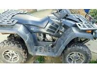 QUADZILLA 300 4x4 road legal quad