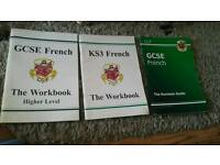 Revision French books