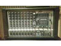 Peavey PVi8B Plus. 700W Total Music Power Mixer. Excellent tone.