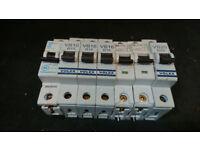 Various circuit breakers